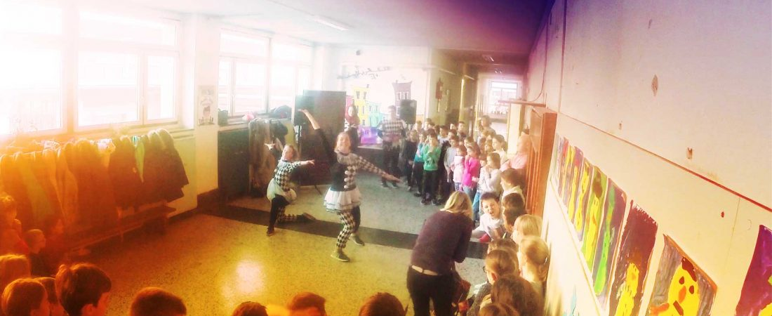 A visit to Elementary schools